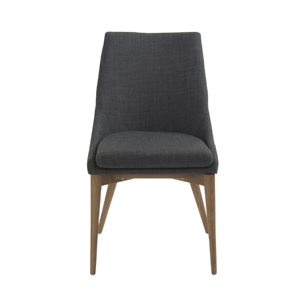 McFetridge Upholstered Parsons Chair (Set of 2) by Mercury Row Mercury Row