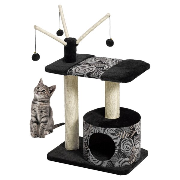 36 Feline Nuvo Carnival Cat Tree by Midwest Homes