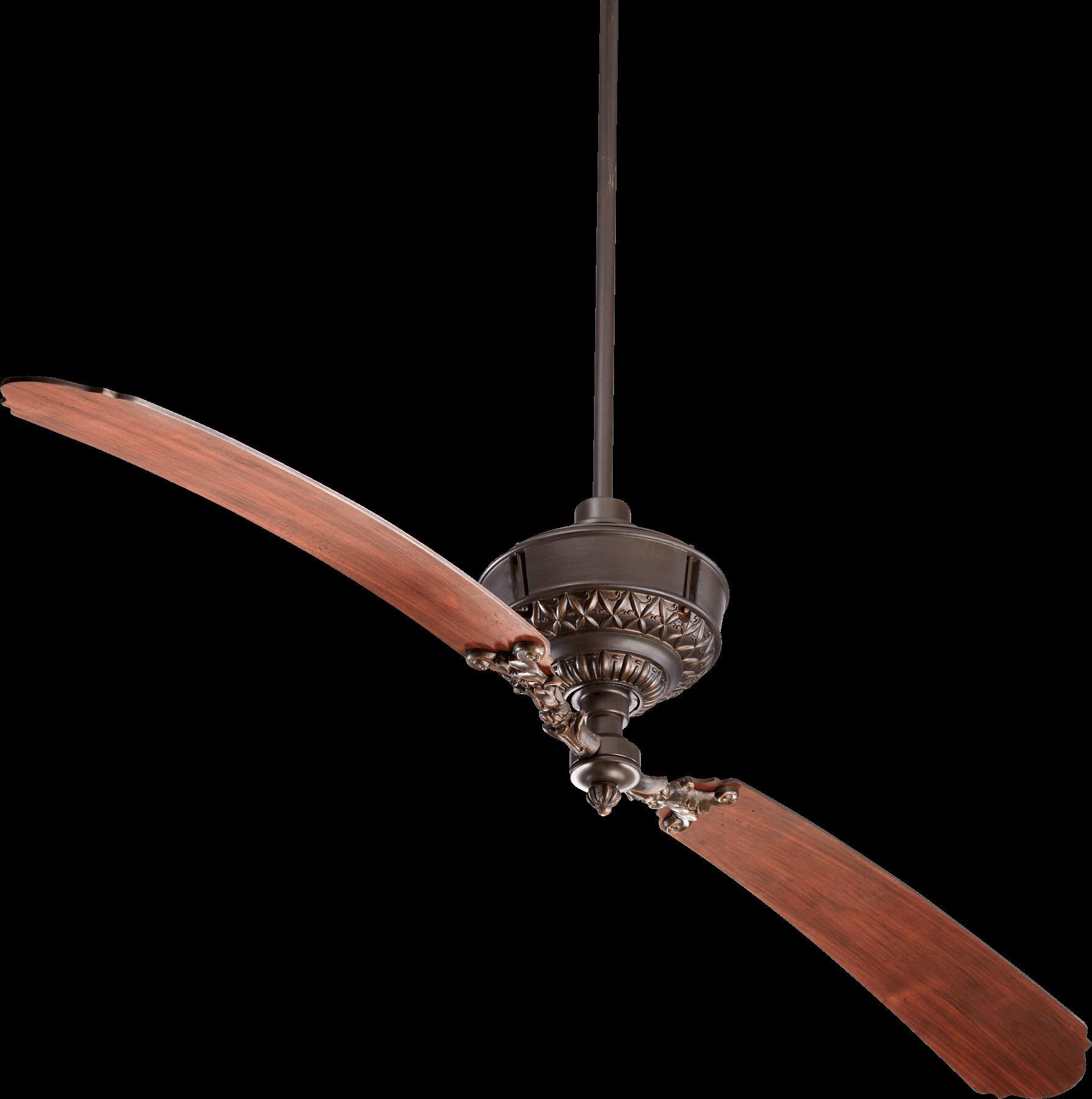 Quorum 68 turner 2 blade ceiling fan wayfair aloadofball Images