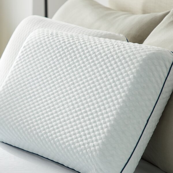 Polyurethane Foam Pillow Wayfair