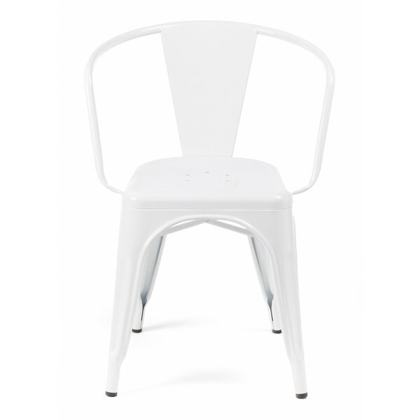 Despres Stackable Dining Chair (Set of 2) by Williston Forge