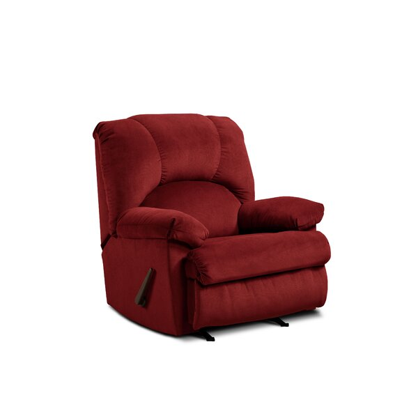 Charles Manual Rocker Recliner by Chelsea Home