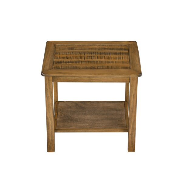 Holder End Table by Alcott Hill