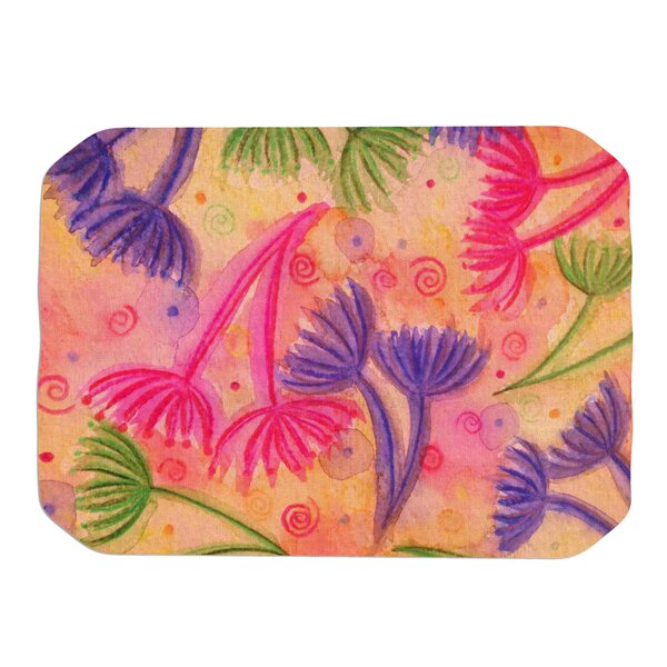 Ebi Emporium Cow Parsley Placemat by East Urban Home