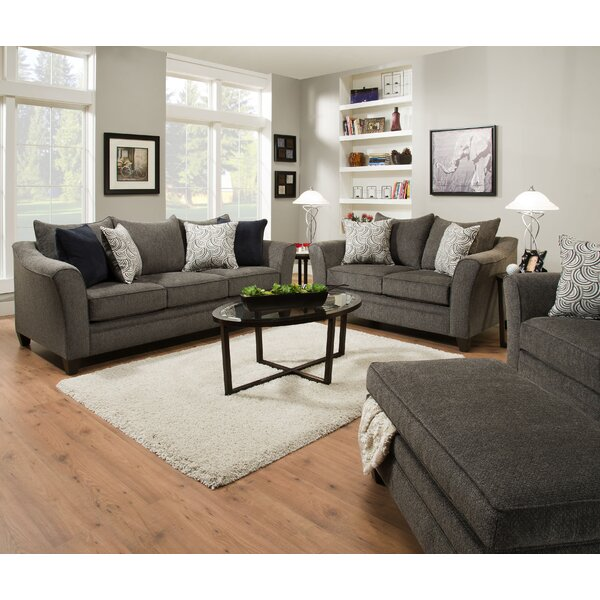 Woodbridge Configurable Living Room Set By Wrought Studio