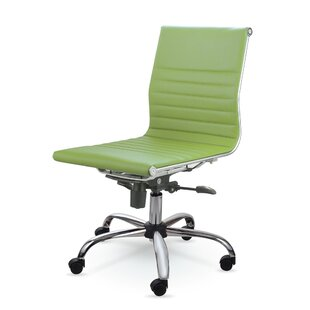 Green Leather Office Chairs Youu0027ll Love