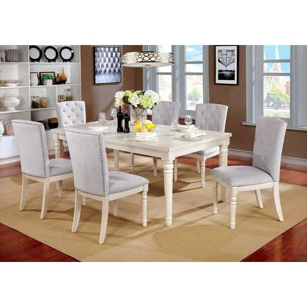 Britney Dining Table by Rosdorf Park