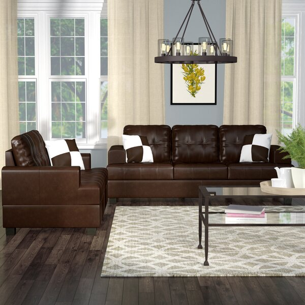 Wamsutter 2 Piece Living Room Set by Trent Austin Design