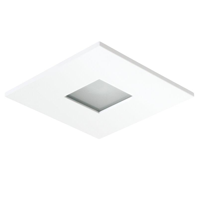"Bathroom Recessed Lighting Kit: Globe Electric Company Bathroom 4"" Recessed Lighting Kit"