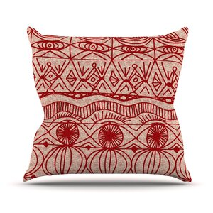 Catherine Holcombe Outdoor Throw Pillow by East Urban Home