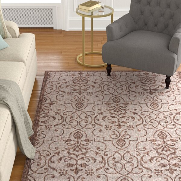 Bedervale Natural Indoor/Outdoor Area Rug by Astoria Grand