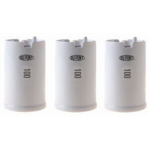 High Protection 100 Gallon Faucet Mount Water Fi..
