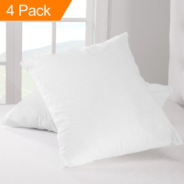 Victor Premium Pillow Protector (Set of 4) by Alwyn Home