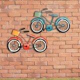Beach Cruiser Bike Wall Decor Wayfair