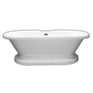70 X 31 Freestanding Bathtub In No