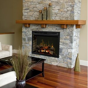 Multi-Fire XD Wall Mounted Electric Fireplace Insert