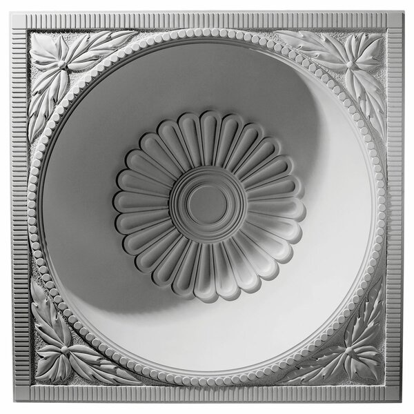 Salem 47 1/8H x 47 1/8W x 9 3/8D Recessed Mount Ceiling Dome by Ekena Millwork