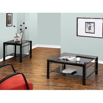 Brayden Studio Holborn 2 Piece Coffee Table Set Wayfair