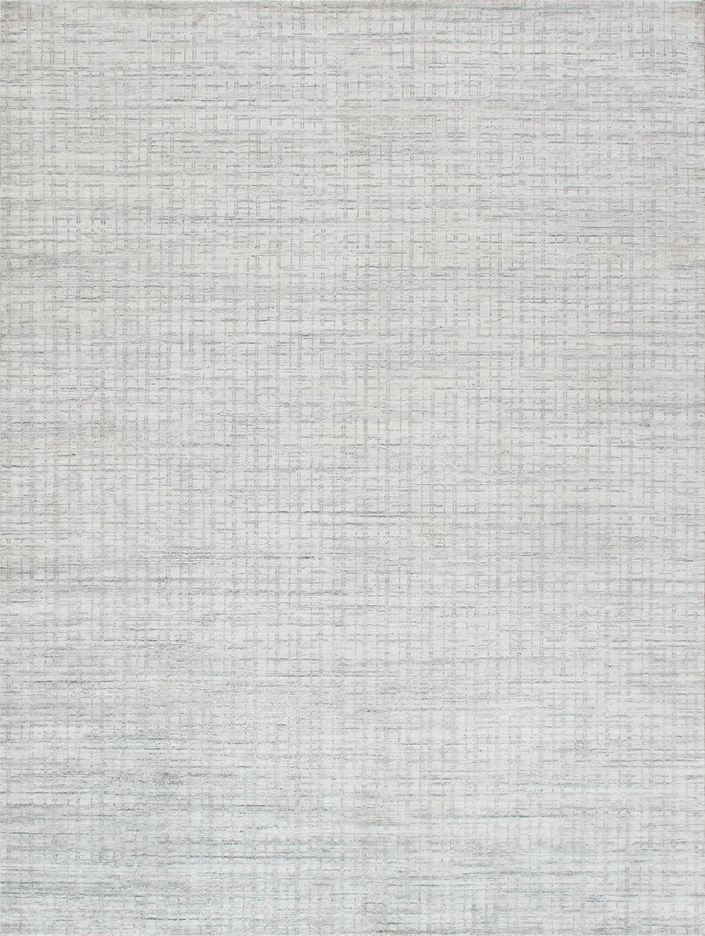 Pasargad Slate Hand Knotted Ivory Gray Area Rug Perigold