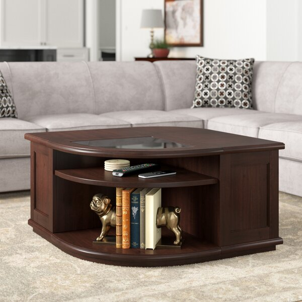 Darby Home Co Glass Top Coffee Tables