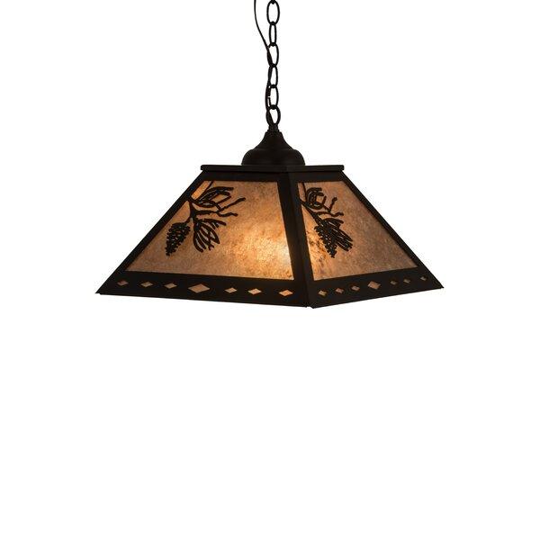 Fallston 2 - Light Unique / Statement Geometric Chandelier By Millwood Pines
