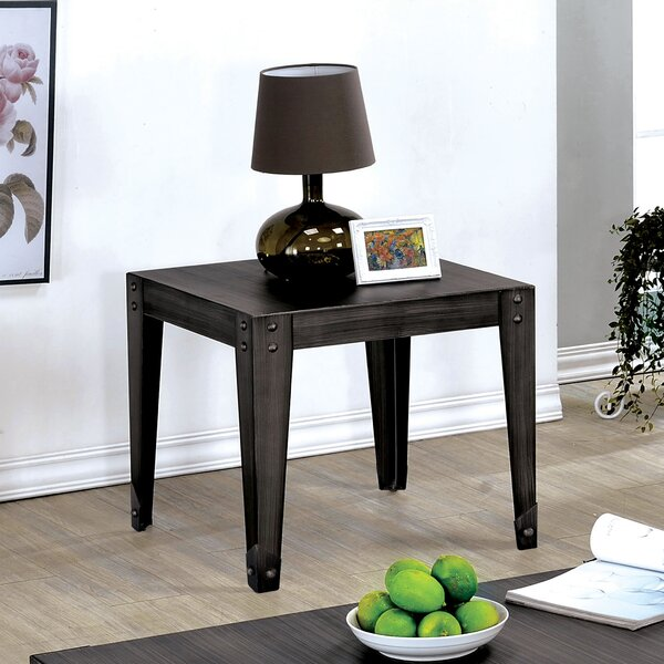 Deadwood End Table by Trent Austin Design