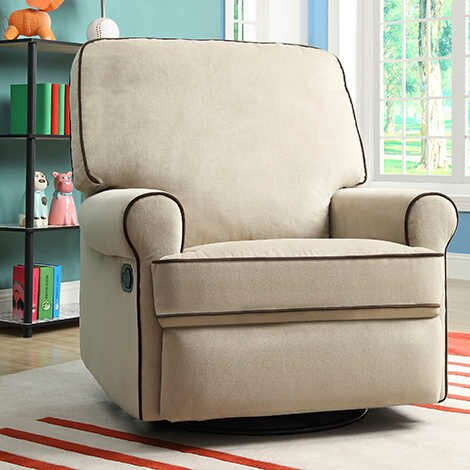 Birch Hill Swivel Motion Glider by Pulaski Furniture
