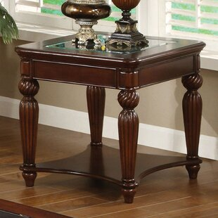 Norvin End Table by Astoria Grand