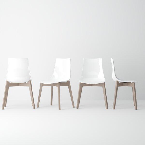 Alya Solid Wood Dining Chair (Set of 2) by Brayden Studio