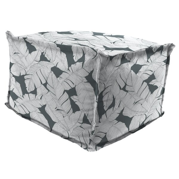 Marcos Outdoor Ottoman by Bayou Breeze
