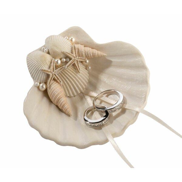 Seashell Ring Holder by Lillian Rose