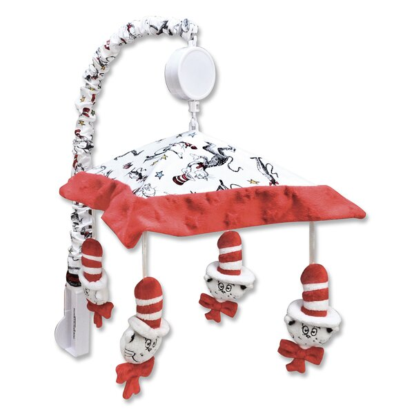 Dr Seuss Cat in the Hat Mobile by Trend Lab
