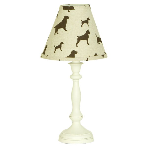 Statham 19 Buffet Lamp by Harriet Bee