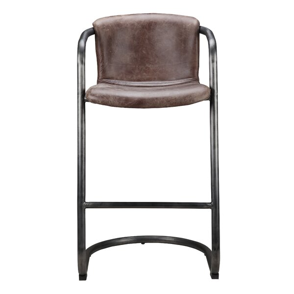 Geneva Bar Stool (Set of 2) by 17 Stories