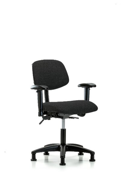 Maegan Desk Height Ergonomic Office Chair by Symple Stuff