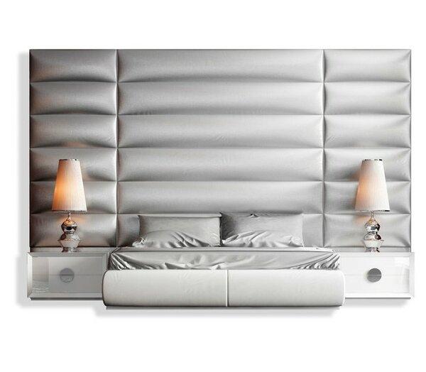 Berkley Standard 4 Piece Bedroom Set by Orren Ellis