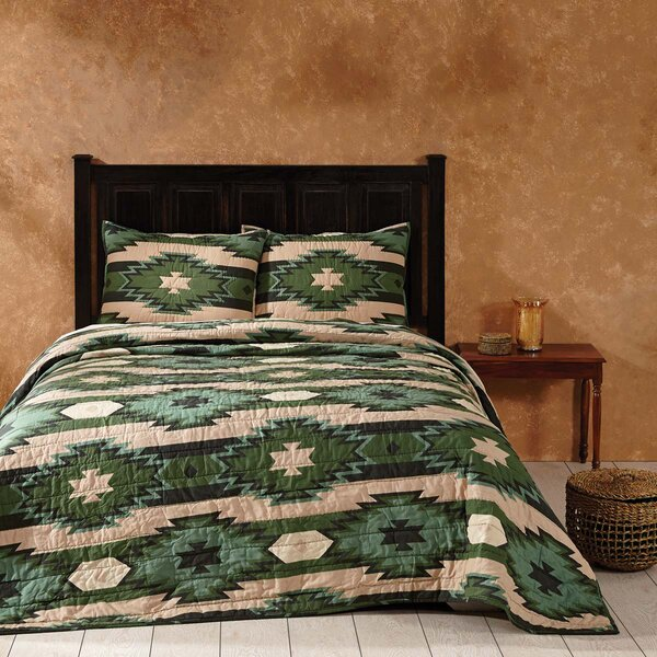 Charnwood Quilt by Loon Peak