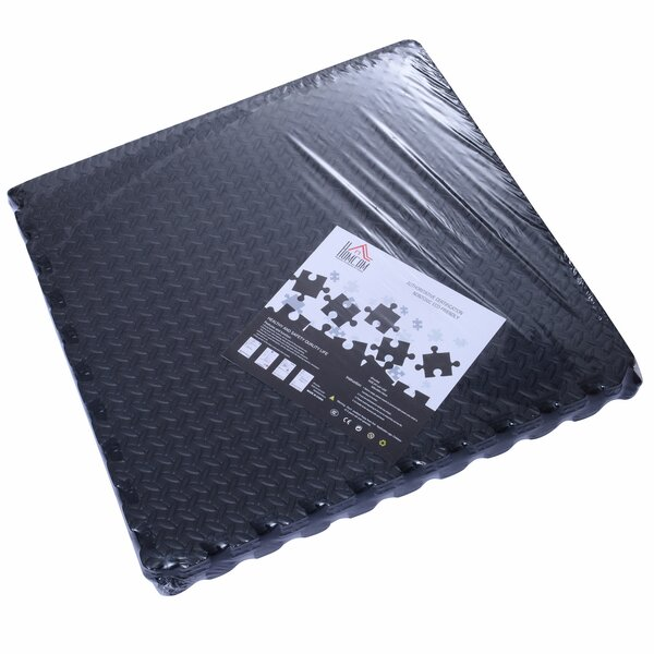 Exercise Interlocking Protective Flooring by Soozier