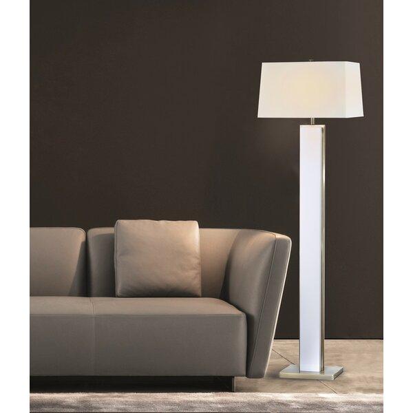 Yaraghi 62 Floor Lamp by Orren Ellis