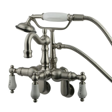 Vintage Clawfoot Tub Faucet by Kingston Brass