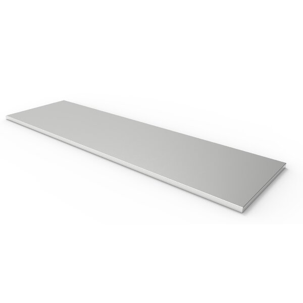 Performance Plus 2.0 Stainless Steel Workbench Top by NewAge Products