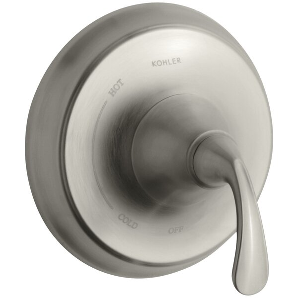 Forté Sculpted Valve Trim for Rite-Temp Pressure-Balancing Valve by Kohler
