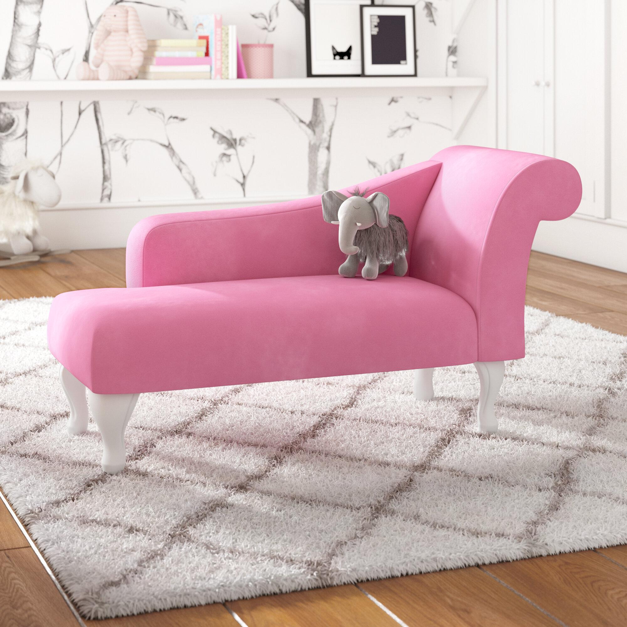 Prime Leslie Kids Chaise Lounge Short Links Chair Design For Home Short Linksinfo