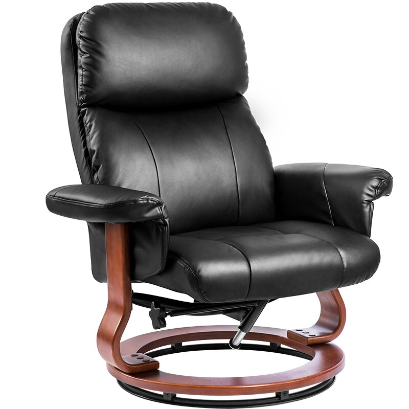 Wieland Manual Recliner With Ottoman
