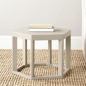 Heidi End Table by Safavieh
