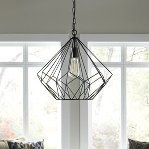 Fairhaven 1-Light Geometric Pendant