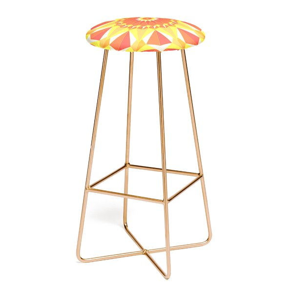 Fimbis Simetree Sun 30 Bar Stool by East Urban Home