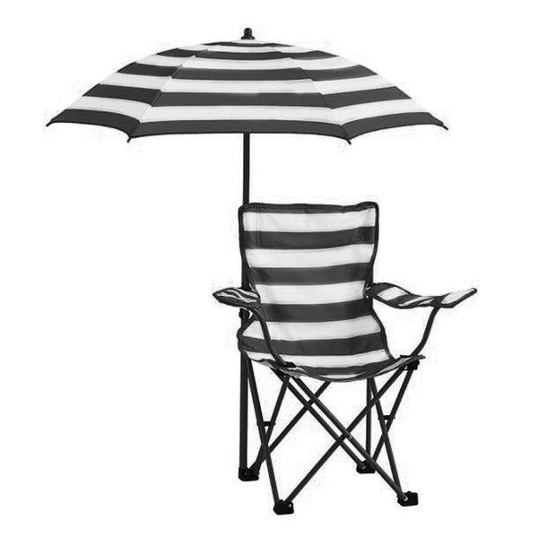 Florine Kids Folding Beach Chair by Harriet Bee