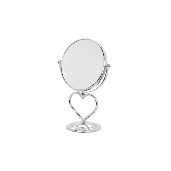 Heart Shaped Vanity Mirror by Danielle Creations