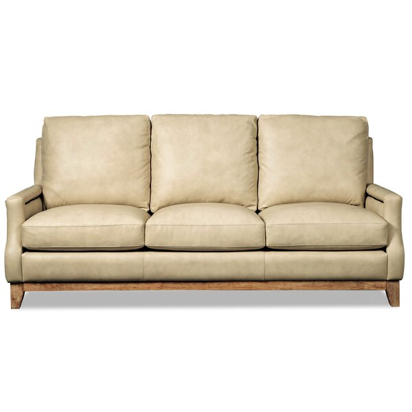 Hudson Leather Sofa By Westland And Birch